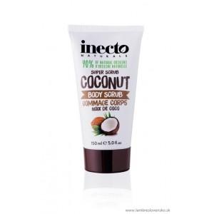 Telový peeling  Coconut Inecto  150 ml