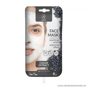 Maska s prírodným výťažkom z kaviáru 15 ml