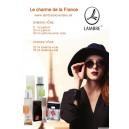 Leták zoznam parfémov