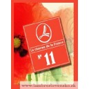 Parfum Lambre č.11 ako Angel - Thierry Mugler - logo
