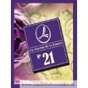 Parfum Lambre č.21 ako Amor Amor - Cacharel - logo