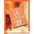 Parfum Lambre č.27 ako Echo Woman - Davidoff - logo