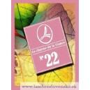 Parfum Lambre č.22 ako Coco Mademoiselle - Chanel - logo