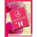 Parfum Lambre č.14 ako Candy Prada - Prada - logo