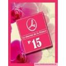 Parfém N°15 - NovinkaParfum Lambre č.15 ako Gucci Rush - logo