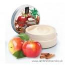 Telový krém Jablko - škorica  200 ml