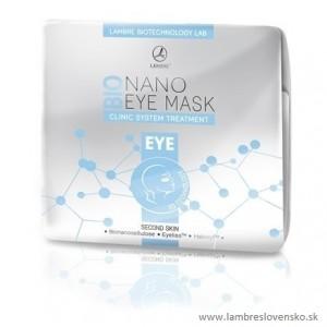 Bionanocellulose  maska pod oči