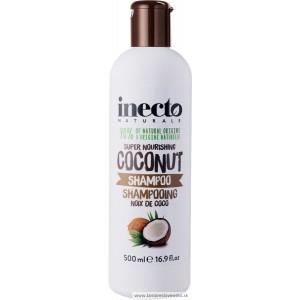 Šampón na vlasy Pure Coconut Inecto  500 ml