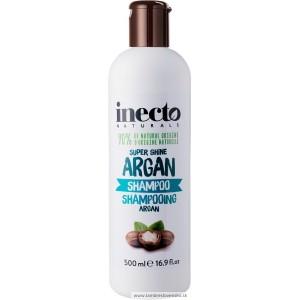 Šampón na vlasy Pure Argan Inecto  500 ml